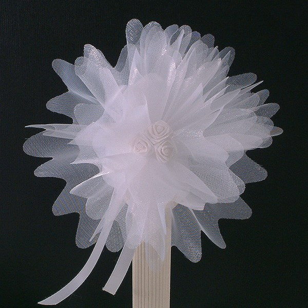 Picture of Crystal Tulle in White