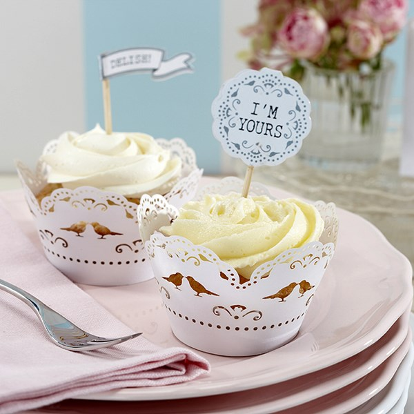 Picture of Cup Cake Decorations