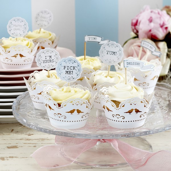 Picture of Cup Cake Wraps