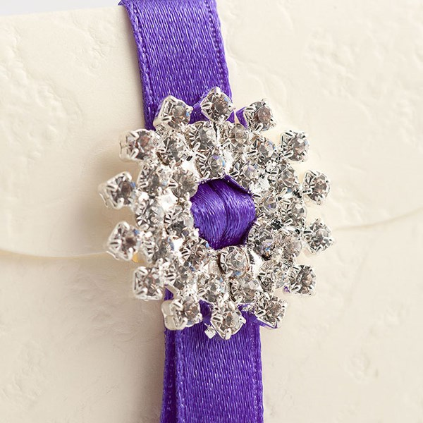 Picture of Diamante Buckle Triple Cluster