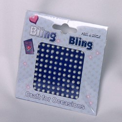 Picture of Bling Self Adhesive Ivory Pearls