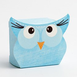 Picture of DIY Owl Friends Blue