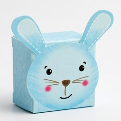 Picture of DIY Blue Friends Rabbit