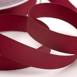 Picture of DIY Grosgrain Ribbon in Burgundy
