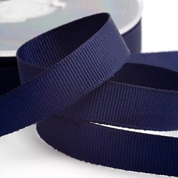 Picture of DIY Grosgrain Ribbon in Navy