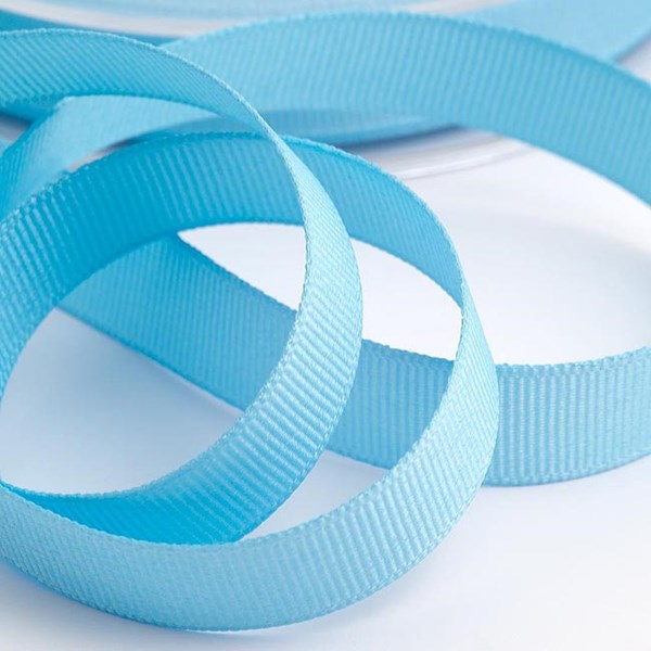 Picture of DIY Grosgrain Ribbon in Pale Blue