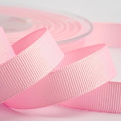 Picture of DIY Grosgrain Ribbon in Pale Pink