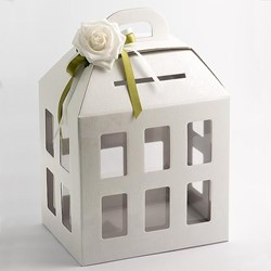 Picture of Mail Box - White Linen
