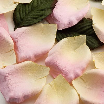 Picture of Paper Rose Petals in Pink