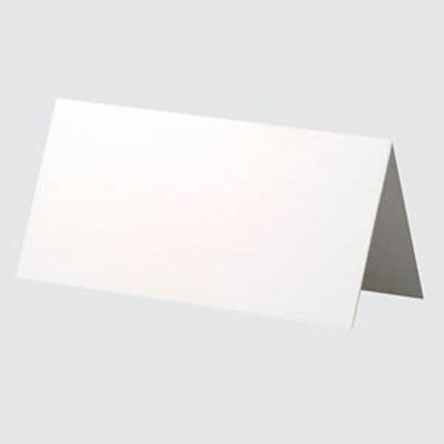 Picture of Place Cards - White