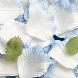 Picture of Satin Petals in Blue