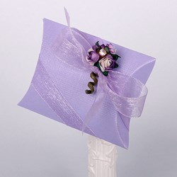 Picture of Silk Lilac Pillow