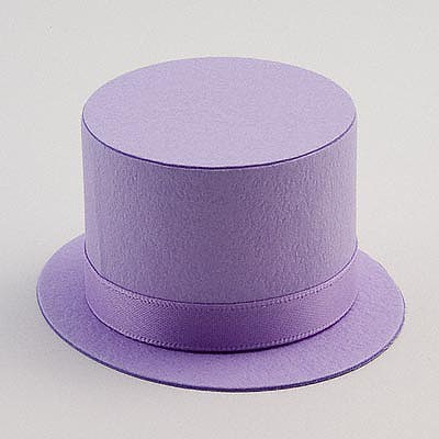 Picture of Top Hat in Lilac