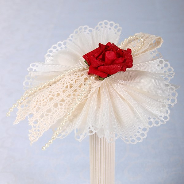 Picture of Vintage Lace Petal Ivory