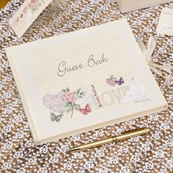 Picture of With Love - Guest Book