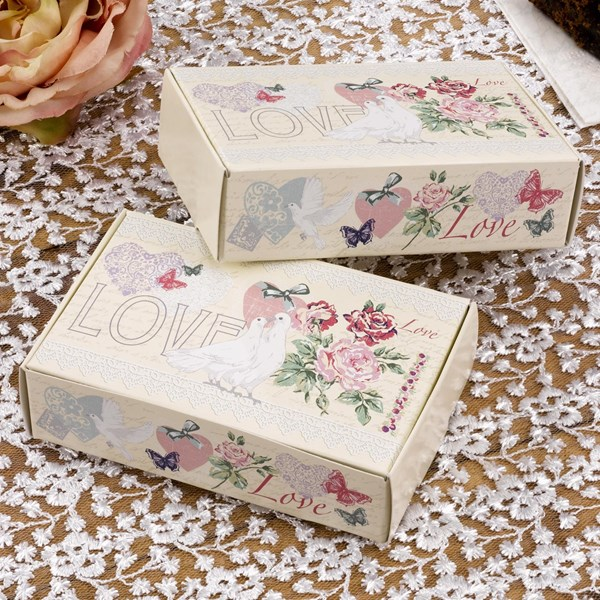 Picture of With Love - Cake Boxes