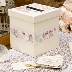 Picture of With Love - Wedding Wishes Box