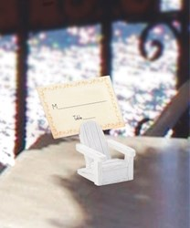 Picture of Adirondack Chair Place Card Holders