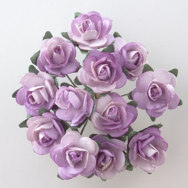 Picture of Paper Tea Roses